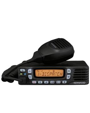 TK-7360/8360VHF/UHF FM 车载式对讲机
