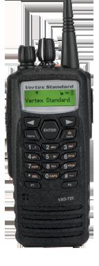 VXD-720系列数字便携式对讲机