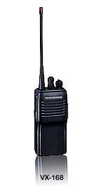 VX-168系列 VHF/UHF 专业对讲机