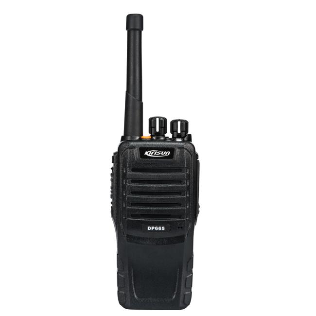 DP665 DMR专业数字手持机